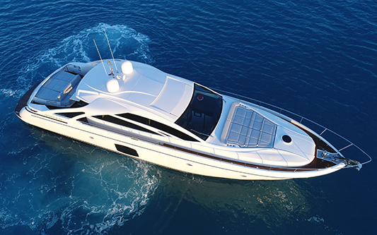 MOTORYACHT ARETI - FOR SALE IN EXCLUSIVE PARTNERSHIP